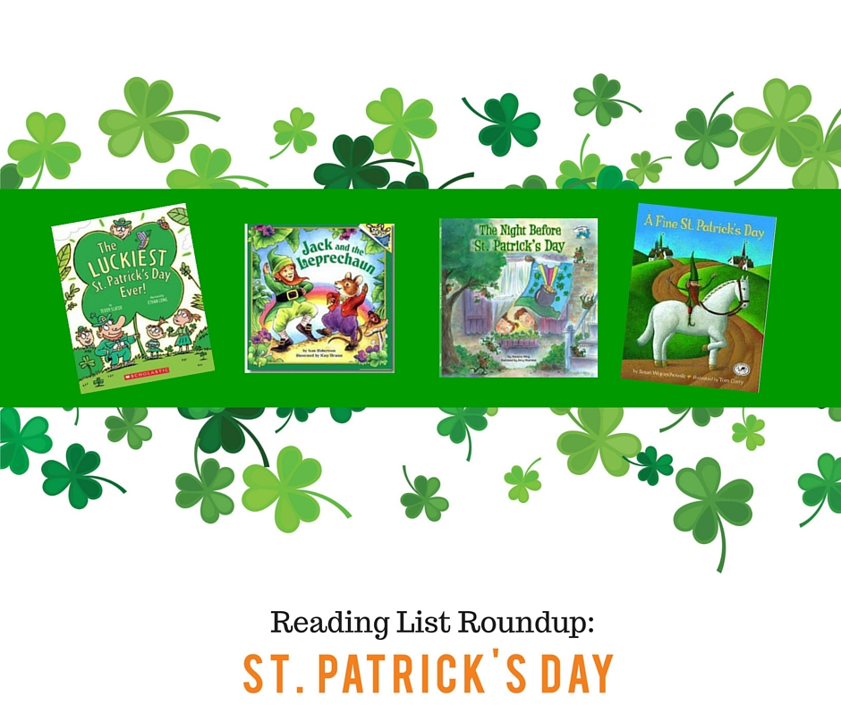 Reading List Roundup: St. Patrick's Day