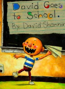 Davidgoestoschool