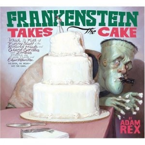 Frank Takes The Cake