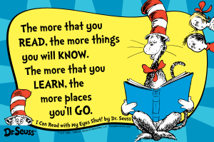 #1 Dr Seuss Quote