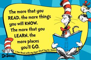 #1 Dr Seuss Quote
