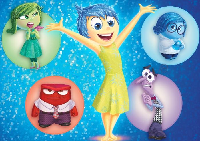 Disney/Pixar's movie Inside Out
