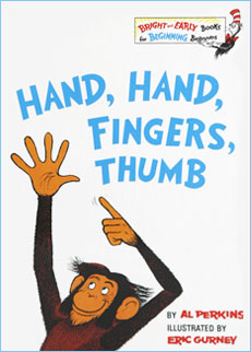 Hand, Hand, Fingers, Thumb by Eric Perkins