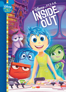 Disney-Pixar Inside Out