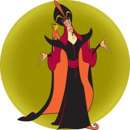 Jafar from Disney Aladdin