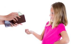 paying allowance