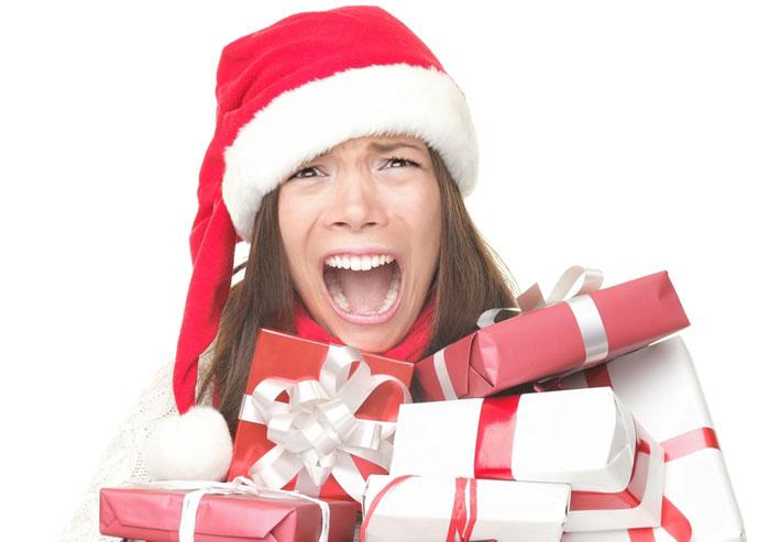 Woman_Holiday_Shopping_Stress