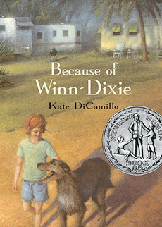 Because of Winn-Dixie by Kate DiCamille