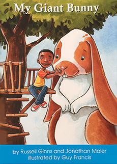 My Giant Bunny by Russell Ginns and Jonathan Maier
