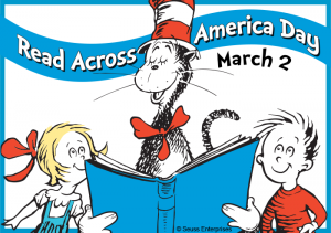 Celebrate Read Across America Day