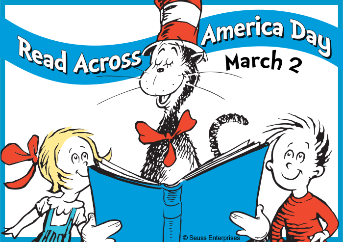 Read Across America with ' Tips for Raising a Reader'