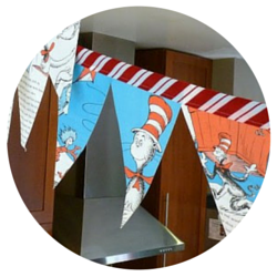 Seuss Party - Flags