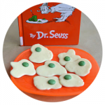 Seuss Party - Green Egg Snacks