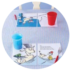 Seuss Party - Placemat