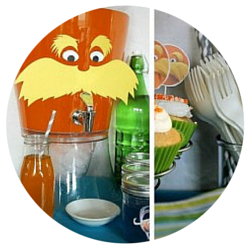 Seuss Party - Punch Lorax