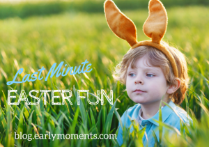 EASTER FUN Blog header