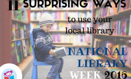 11 Surprising Ways to Use Your Local Library