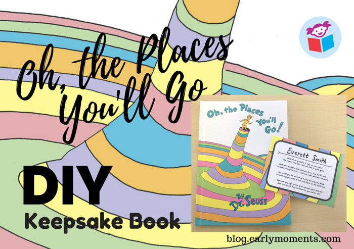 oh the places you ll go thoughtful graduation gift diy