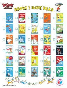 graphic about Printable Dr Seuss Books called All the publications! Dr. Seuss and His Buddies Printable Booklists