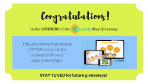 Educents Giveaway Winner