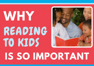 WHY READING TO KIDS IS IMPORTANT- INFOGRAPHIC - blog header